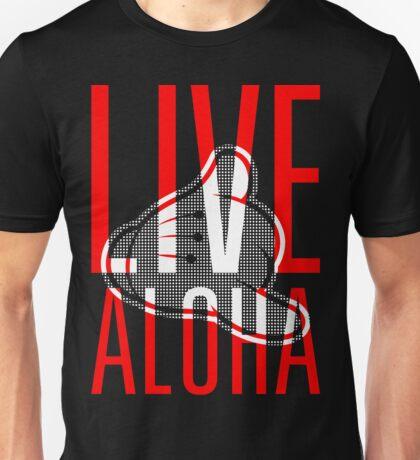 Live Aloha Shaka Alternate Unisex T-Shirt