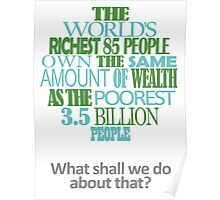 The World's Richest 85 Poster