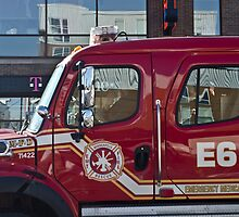 Engine 6 by Mark Jackson