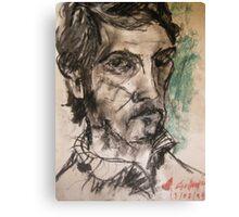 self portrait ,  Canvas Print