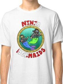 The Ninja Mermaids Classic T-Shirt