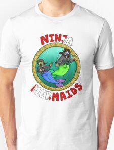 The Ninja Mermaids Unisex T-Shirt