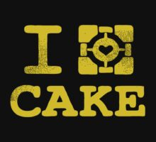 I Love Cake Portal by keepcalm98