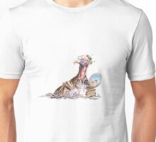 Wrinkled Vulture Unisex T-Shirt