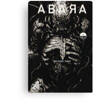 ABARA Manga Canvas Print