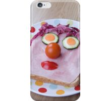 Face Sandwich iPhone Case/Skin