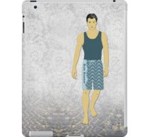 Boardshort 10 iPad Case/Skin