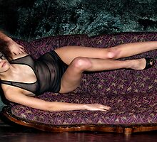 Lounge Lizard II by MarcW