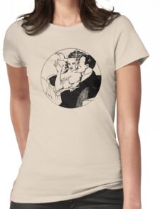 Yikes! Womens Fitted T-Shirt