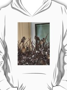 Sparrow Party T-Shirt