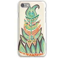 Tribal Feather iPhone Case/Skin