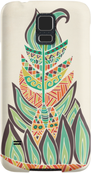 Tribal Feather by Pom Graphic Design