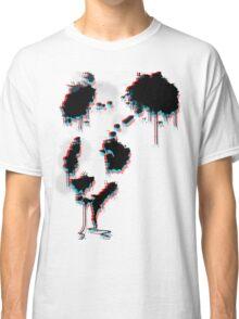 Painted Panda (3D) Classic T-Shirt