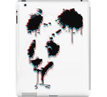 Painted Panda (3D) iPad Case/Skin