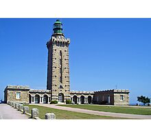 Lighthouse of Cap Frehel - France Photographic Print