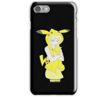 Pika-Girl iPhone 4/4s Phone Cover iPhone Case/Skin