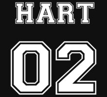 Hart 02 - Sports Jersey Style Shirt by NTVDDSHIRTS