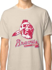 Chief Knockahoma Undead Warrior Classic T-Shirt