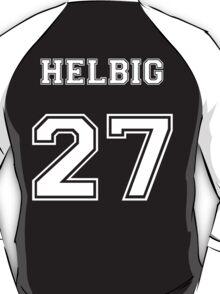 Helbig 27 - Sports Jersey Style Shirt T-Shirt