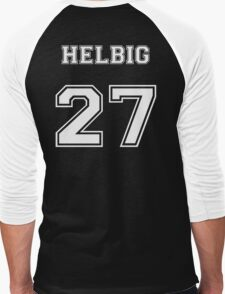 Helbig 27 - Sports Jersey Style Shirt Men's Baseball ¾ T-Shirt