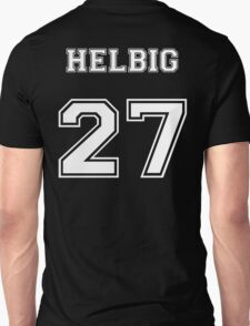 Helbig 27 - Sports Jersey Style Shirt T-Shirt