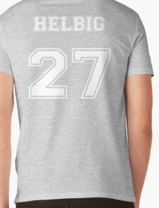 Helbig 27 - Sports Jersey Style Shirt Mens V-Neck T-Shirt