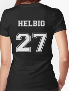 Helbig 27 - Sports Jersey Style Shirt Womens Fitted T-Shirt