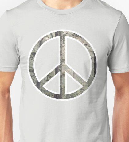 Peaceful Forest Unisex T-Shirt