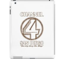 Channel 4 San Diego iPad Case/Skin