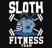 Sloth Fitness Team by Six 3