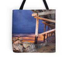 Newport Pier  Tote Bag