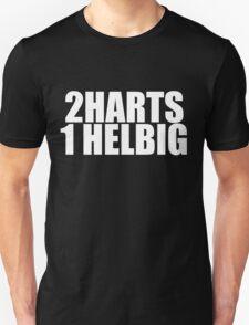 2 Harts 1 Helbig Unisex T-Shirt