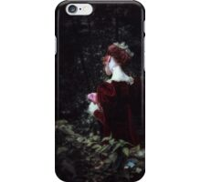 Hiding Away iPhone Case/Skin
