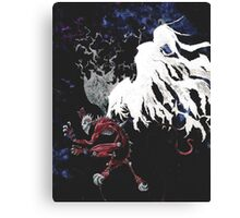 Demon 9 Canvas Print