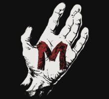 M by loogyhead