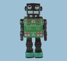 Smoking Kaiju Robot Kids Clothes