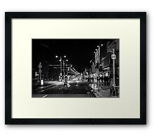Princes Street Framed Print