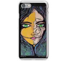 Shes SO Muerte - Art Print iPhone Case/Skin
