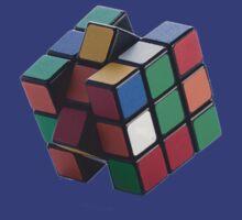 Rubik Cube [T Shirt] by Ilcho Trajkovski