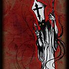 He's Coming - Digital Art Print by Arek619