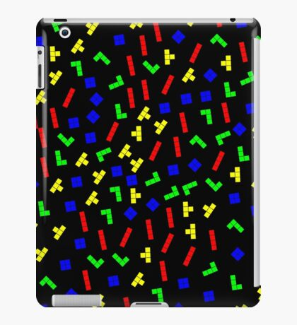 Tetris Blocks iPad Case/Skin