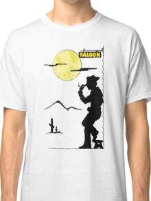 Cowboy Saloon Classic T-Shirt