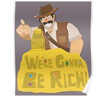 Hearthstone - Reno Jackson Poster