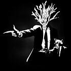 Guardians of Fiction by juanotron