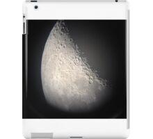 Moon Number 6 iPad Case/Skin