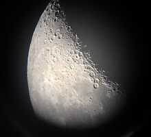 Moon Number 6 by redstarsam