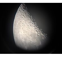 Moon Number 6 Photographic Print