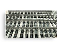 Thomas & Broadway Canvas Print