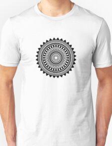 Monochromatic Power Circle T-Shirt