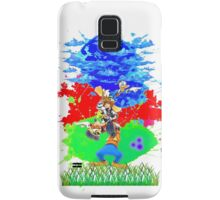 Kingdom Hearts Trinity Design Samsung Galaxy Case/Skin